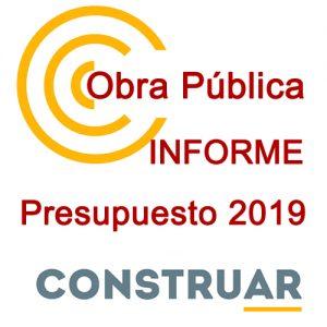 Informe: Presupuesto Obra Pública 2019