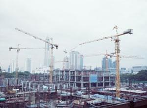 Distribución de Empresas constructoras por tipo de Persona: Física/Jurídica